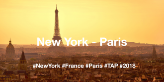 Cheap flights from New York to Paris