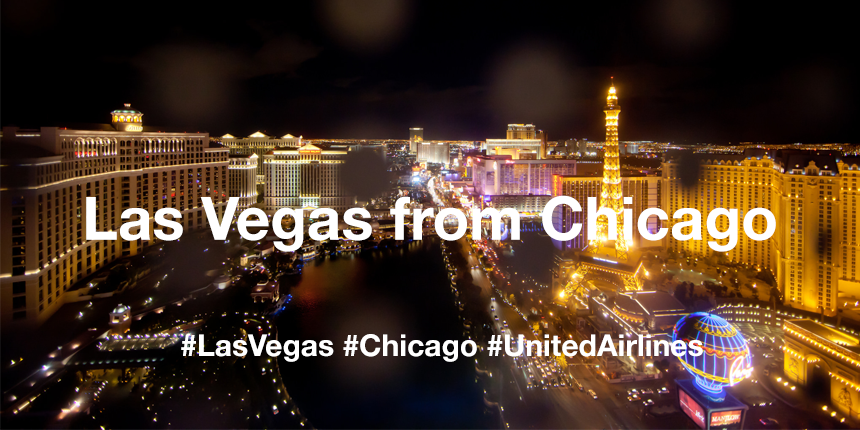 Cheap flight tickets from Chicago to Las Vegas November 2017