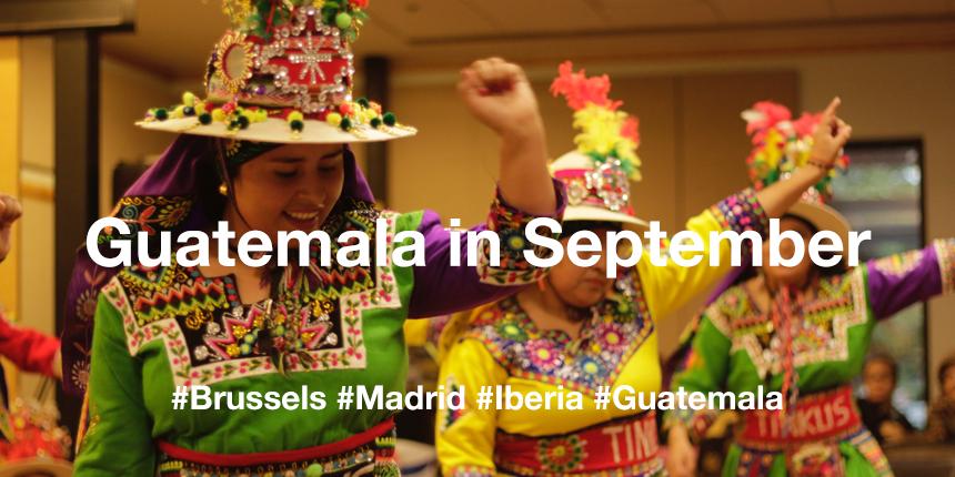 Cheap flight ticket to Brussels Guatemala September Iberia
